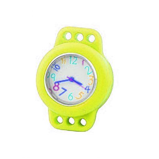 Kiddie Loom Watch Bracelet - Yellow