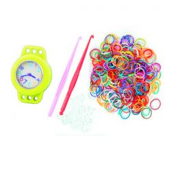 Kiddie Loom Watch Bracelet - Yellow