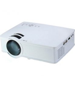 Multimedia LED Projector 1000 Lumen - White