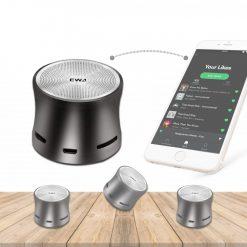 EWA Mini Bluetooth Exposed Speaker - Black