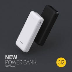 Onda C12 20000mAh Powerbank - White