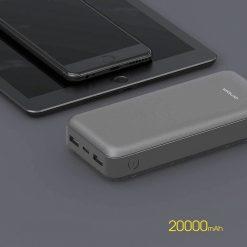 Onda C12 20000mAh Powerbank - Black