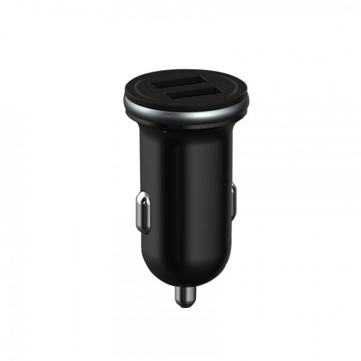 Onda CZ01 Dual Port Usb Charger - Black