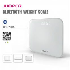 Jumper Bluetooth Weighing Scale - White