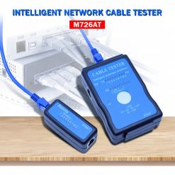 M726AT Network Cable Tester - Blue