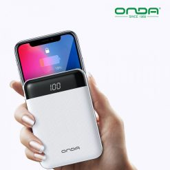 Onda S2 10000 mAh Powerbank - White