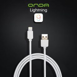 Onda XC01 Lightning USB Cable - White
