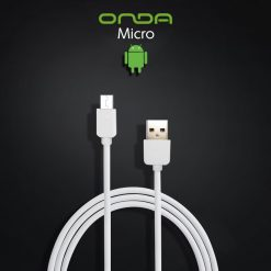 Onda XC02 Micro USB Cable - White