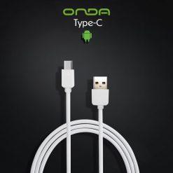 Onda XC03 Type-C USB Cable - White