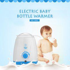 Electric Baby Bottle Warmer - Blue