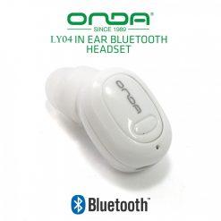 ONDA LY04 Mini Bluetooth Headset - White