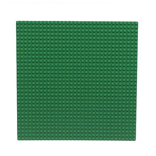 Duplo Plate 12 x 12 - Green