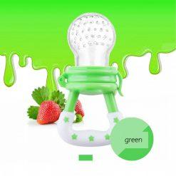 Baby Medicine Feeder Pacifier - Green