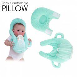 Breastfeeding Nursing Pillow - Green