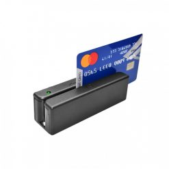 Magnetic Stripe Card Reader Msr-100 - Black