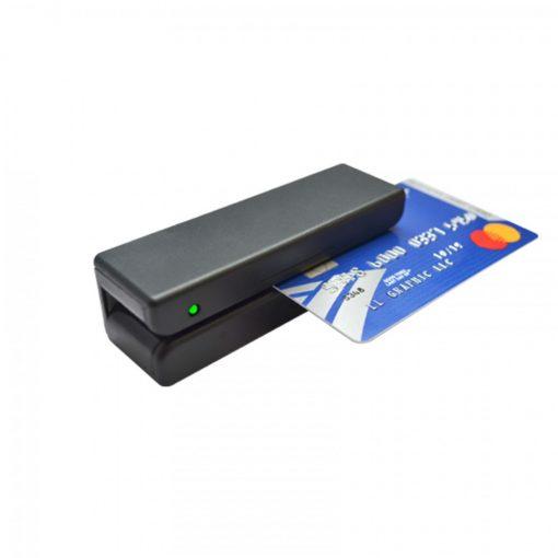 Magnetic Stripe Card Reader Msr-100 - Black