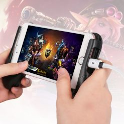 Gamepad Phone Gaming Handler - Black