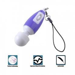 Mini Electric Massage Stick - Purple