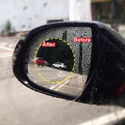 Car Side Mirror Anti Fog Membrane Sticker