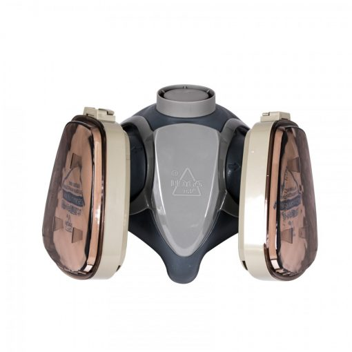 710T Respiratory Gas Mask - Grey