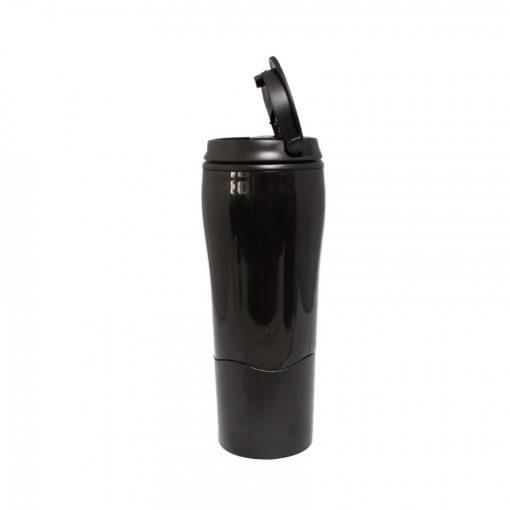 470 ml Suction Cup Magic Mug - Black