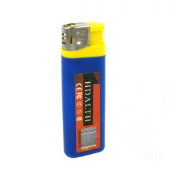 Lighter With Spy Hidden DVR Hidden Camera - Blue