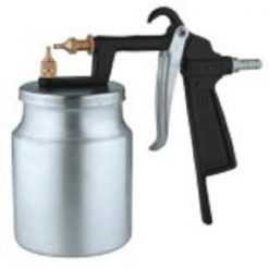 Metal Spray Paint Gun