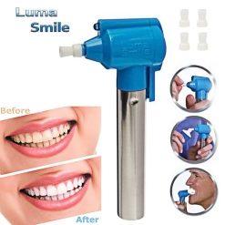 Luma Smile Tooth Whitening Polisher - Blue