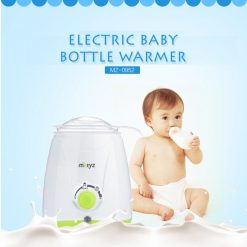 Electric Baby Bottle Warmer And Food Warmer - Green