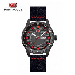Mini Focus 27G Casual Watch - Red