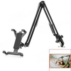 MID Telescopic Mobile Rack for Tablet PC - Black