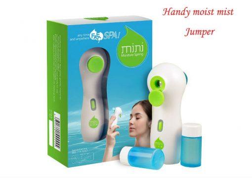 Mini Moisture Ultrasonic Nebulizer