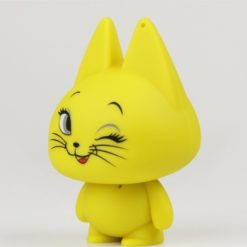 Kitten Mini Speaker - Yellow