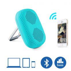 MϋV Mini Carabiner Bluetooth Speaker - Blue