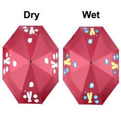 Magic Color Changing UV Umbrella
