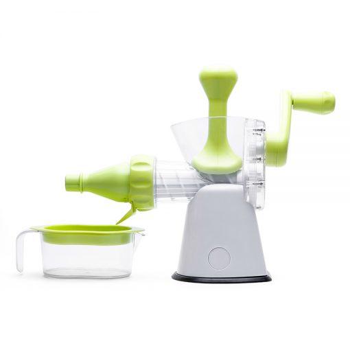 Manual Juicer Model A - Green