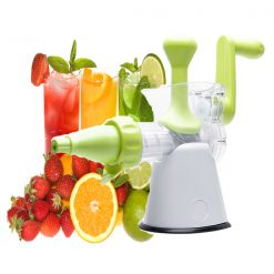 Manual Juicer Model A - Green