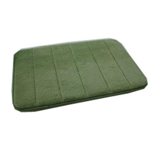 Memory Foam Bath Mat - Green