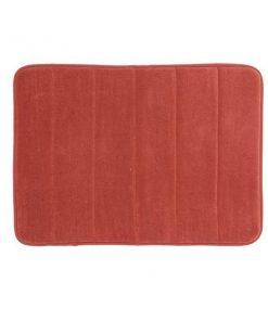 Memory Foam Bath Mat - Red