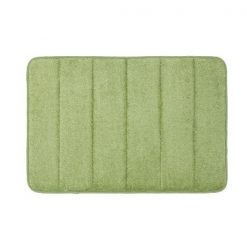Memory Foam Bath Mat - Green