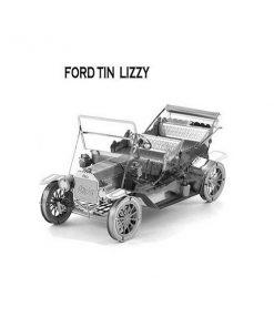 Metallic Nano Puzzle -  Ford Tin Lizzy