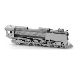 Metallic Nano Puzzle -  Steam Locomotive