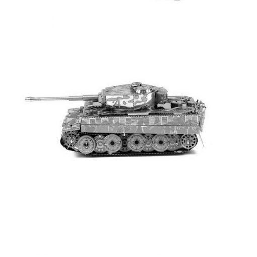 Metallic Nano Puzzle -  Tiger  i Tank