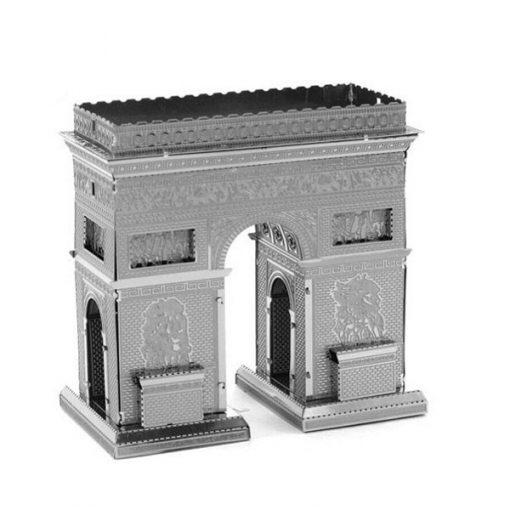 Metallic Nano Puzzle - Arc de Triomphe