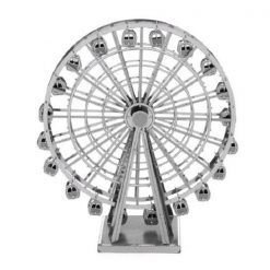 Metallic Nano Puzzle - Ferris Wheel