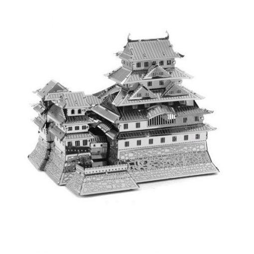 Metallic Nano Puzzle - Himeji Castle