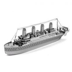 Metallic Nano Puzzle - Titanic