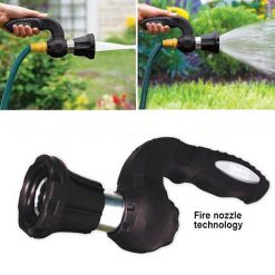 Mighty Blaster Firemans Nozzle - Black
