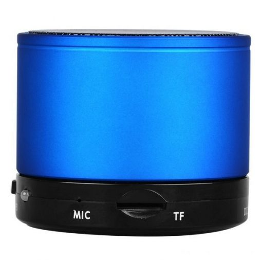Mini Bluetooth Speaker with MP3 -Blue