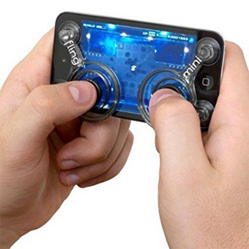 Mini Joysticks Game Analog Controller - Black